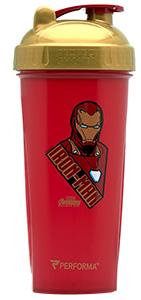 Iron Man Avengers Infinity War Series Shaker